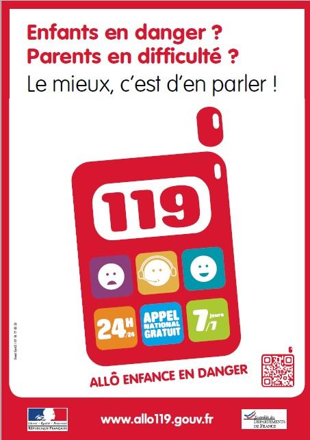 Enfants en danger