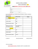 FICHES LOCATION- BARNUM COMITE DES FTES