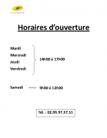 Horaires_poste