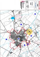 Plan de zonage agglomération