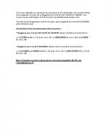 Information gendarmerie